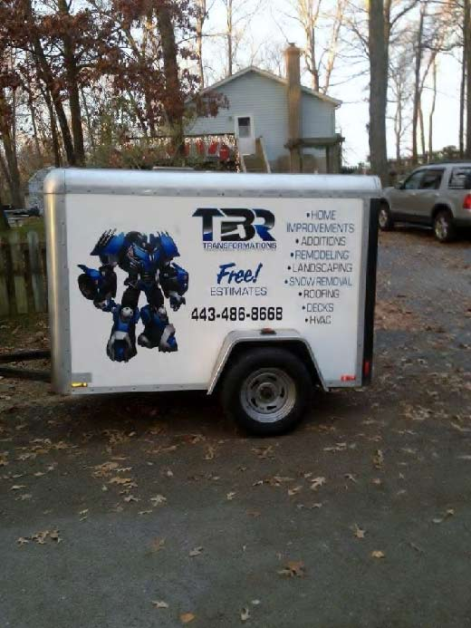 hauling services in Lusby MD, Chesapeake Ranch Estates