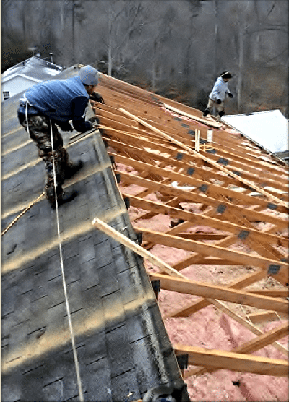 local roofing company in MD