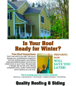 Home Quality Roofing & Siding In Dunkirk